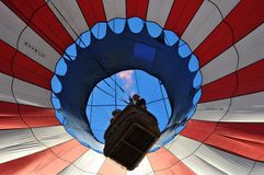 Ballon à air chaud Images stock