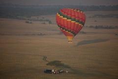 Ballon à air chaud 8833 Photos stock