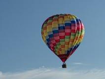 Ballon à air chaud au-dessus de Bristol Images stock