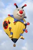 Ballon à air chaud d'anomalie photos libres de droits