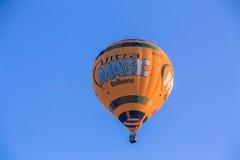 Ballon à air chaud de Putrajaya Photos libres de droits