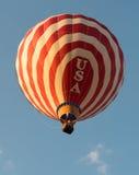Ballon à air chaud des Etats-Unis Images libres de droits