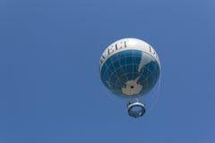 Ballon à air chaud Hiflyer (Highflyer), ballon Berlin du monde Photographie stock libre de droits