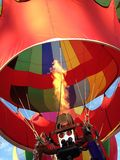 ballon αέρα καυτό στοκ φωτογραφίες με δικαίωμα ελεύθερης χρήσης