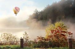 Ballon ζεστού αέρα Στοκ φωτογραφία με δικαίωμα ελεύθερης χρήσης