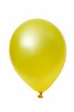 ballon κίτρινο Στοκ Εικόνες