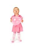 ballon μωρών χαριτωμένο Στοκ φωτογραφία με δικαίωμα ελεύθερης χρήσης