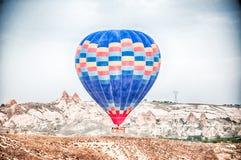 Ballon στον αέρα Στοκ φωτογραφία με δικαίωμα ελεύθερης χρήσης