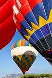ballon воздуха горячий Стоковое Изображение RF