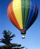 Ballon 02 van de hete Lucht Stock Foto's