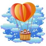 Ballon stock abbildung