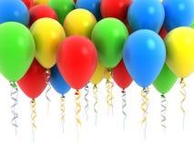 Ballon Lizenzfreies Stockfoto