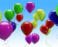 ballon Royaltyfri Bild