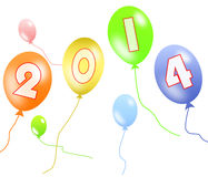 Ballon 2014 Stockfotografie