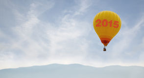 Ballon 2015 Photos stock