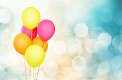 ballon photographie stock