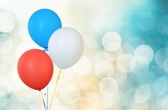 ballon Photographie stock libre de droits