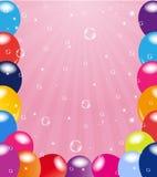 Ballon vector illustratie