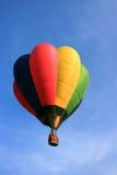 Ballon avec le ciel bleu Photos libres de droits