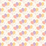 Ballon background Stock Photos