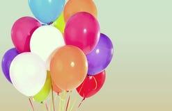 Ballon. Creative balloon color egg birthday concept stock photography