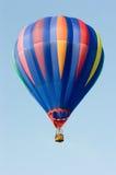 Ballon bleu Image libre de droits