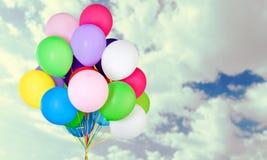 Ballon coloré Photos stock