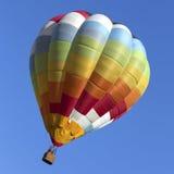 Ballon. Colorful balloon in the sky Royalty Free Stock Photo