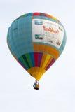 Ballon d'air chaud à Putrajaya, Malaisie Image libre de droits
