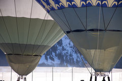 Ballon d'air chaud Images stock