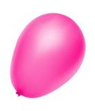 Ballon d'air de Rose Photographie stock