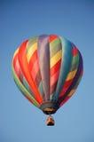 Ballon d'arc-en-ciel Images stock