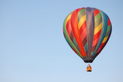 Ballon d'arc-en-ciel Photos libres de droits