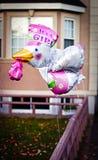 Ballon da festa do bebé Imagem de Stock