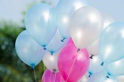 Ballon de coeur de vintage Image stock