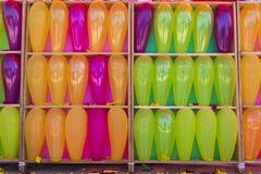 Ballon de couleur Photographie stock