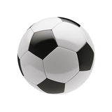 Ballon de football Photos stock
