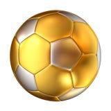Ballon de football Photos libres de droits
