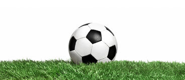 Ballon de football Image stock