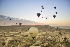 Ballon do ar quente Foto de Stock Royalty Free