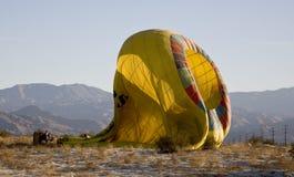 Ballon do ar quente Fotos de Stock