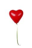 Ballon en forme de coeur Photos libres de droits