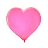Ballon en forme de coeur Image stock