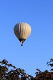 Ballon en hemel stock afbeelding