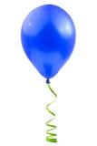Ballon en wimpel stock afbeelding