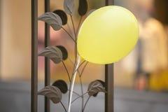 Ballon am Ereignis Lizenzfreie Stockfotografie
