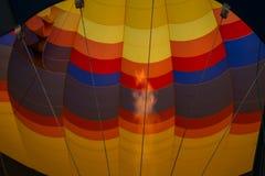 Ballon 2013 et festival du vin de Temecula Image libre de droits