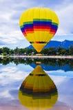 Ballon-Festival Lizenzfreies Stockbild