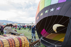 Ballon fiesta Stock Photos
