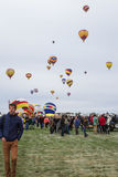 Ballon fiesta Royalty Free Stock Images